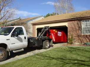 Dumpster Rental in Lakewood